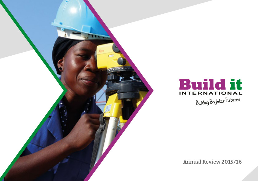 Build it annual review 2014_15 cover