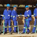 2021 Plastering trainees returning to the Centre for Excellence