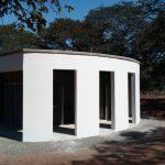 Katombora toilet and shower block