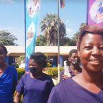 Mrs Belita Tembo Zulu - Headteacher at Zambezi Sawmills Community School